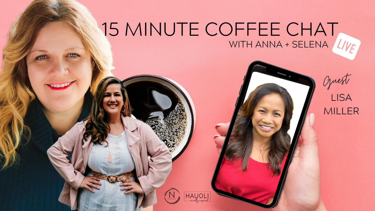 15 Minute Coffee Chat with Lisa Miller